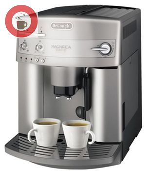 DeLonghi EC155 Espresso Maker How to make espresso coffee at home